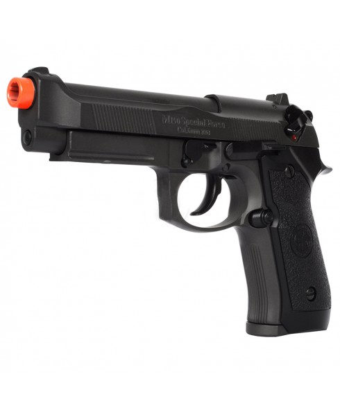 PISTOLA BERETTA 199 M190 SPECIAL FORCE FULL METAL CO2 92FS SOFTAIR SCARRELLANTE