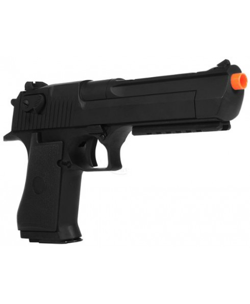 PISTOLA ELETTRICA CM121 DESERT EAGLE FULL METAL IN METALLO SCARRELLANTE SOFTAIR VB90352