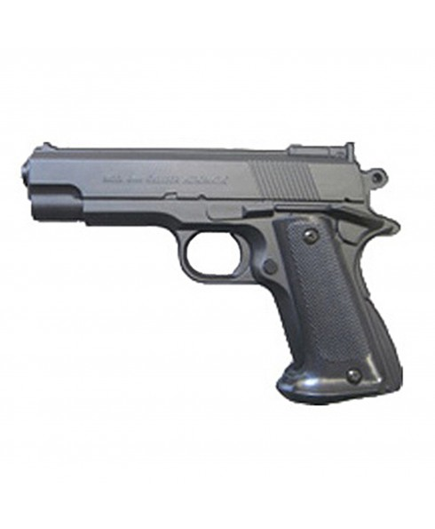 PISTOLA A MOLLA IN ABS PLASTICA TIPO SIG SAUER P225 PER SOFT AIR SOFTAIR SPRING TIME STTGA9717
