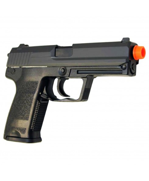 PISTOLA A MOLLA IN ABS SPRING HA112B USP HFC P8 PER SOFTAIR SOFT AIR NERA NUOVA HA112B