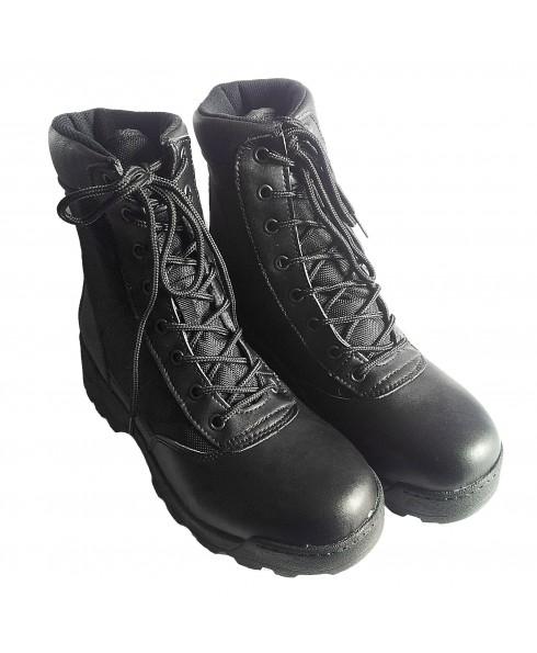 Anfibi Stivali Militari Scarpe Scarponi per Softair Caccia Neri Taglia 40 Royal