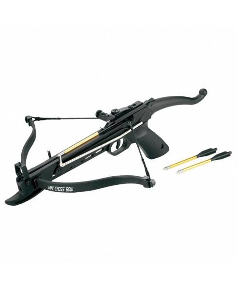 Confezione Balestra Professionale a Pistola Royal MK 80A4PL