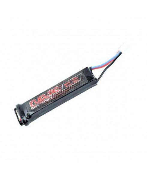 Batteria Lipo per Pistole Elettriche 7,4 V 550 MAh 20 C Compatibile Serie CYMA