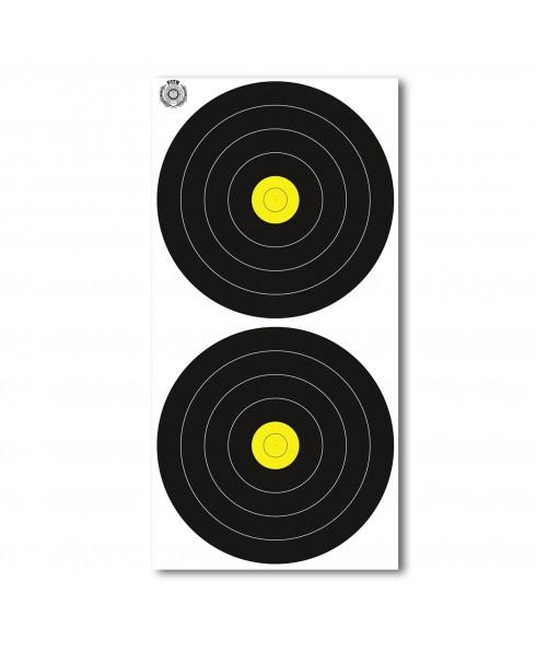 Bersaglio 40 cm per Tiro Arco Target Hunter Field Visuale da Campagna FITA