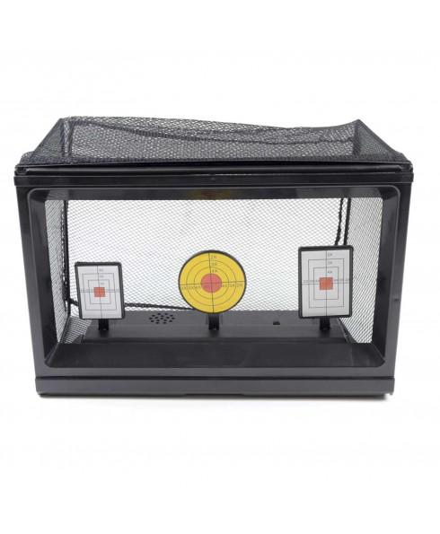 Bersaglio Target Automatico per Softair Tiro a Segno Raccogli Pallini Shop SoftAir