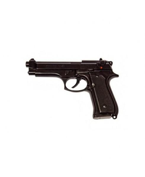 Pistola BRUNI 92 CAL 8 NERA TIPO BERETTA