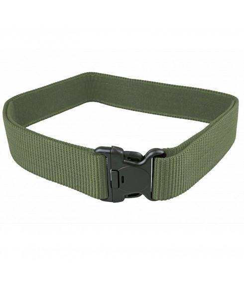 Cinturone Militare in Cordura Verde