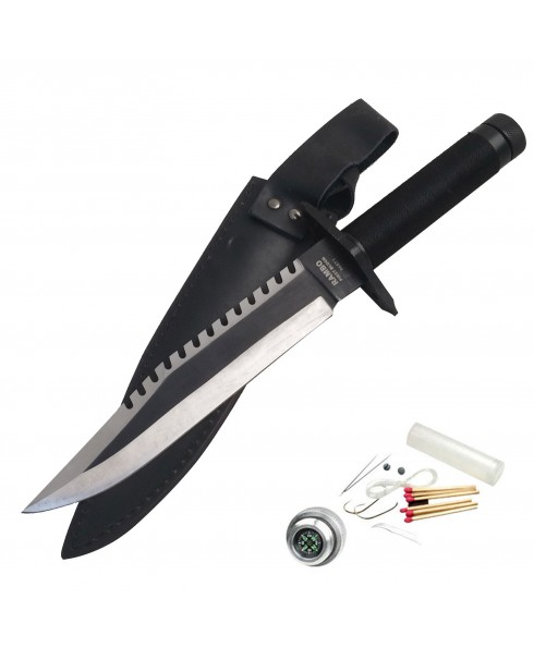 Coltello Rambo 1 First Blood con Fodero da Collezione