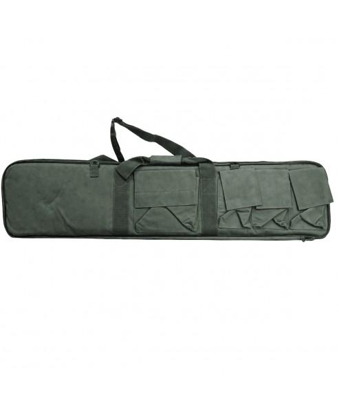 Custodia Fucile 107 cm Morbida Verde Valigetta Borsa per Softair