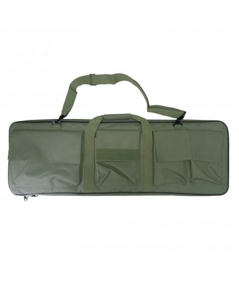 Custodia Sacca per Fucili Cordura per Softair Caccia Verde Militare 88 cm Shop SoftAir