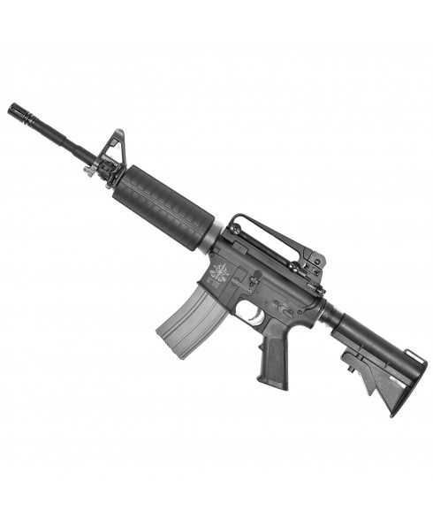 Fucile Elettrico per Softair Full Metal M4A1 Combat Evolution International