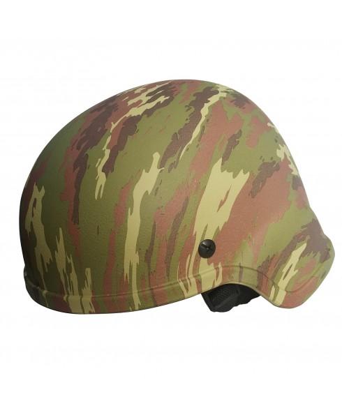 Elmetto Casco Softair Imbottito MICH Tattico Protettivo Militare Royal Vegetato