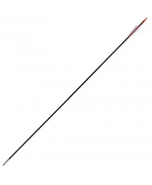 """Freccia Arco Tiro a Bersaglio in Fibra Archi 32 """" Pollici 81 Cm 6 mm"""