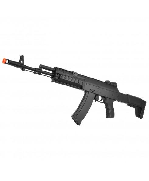 Fucile Elettrico in ABS AK-12 D12 Plastica per Softair Potenza inferiore 1 Joule