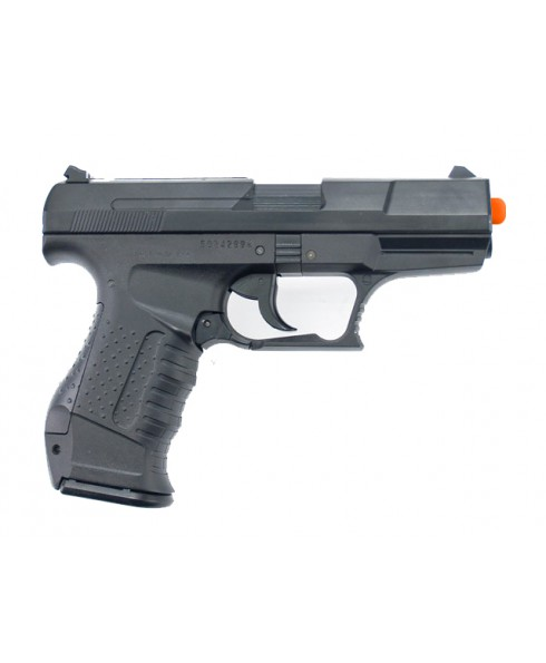 Pistola per Softair Soft Air P99 KWC GBB 113-HW Green GAS in Metallo ABS