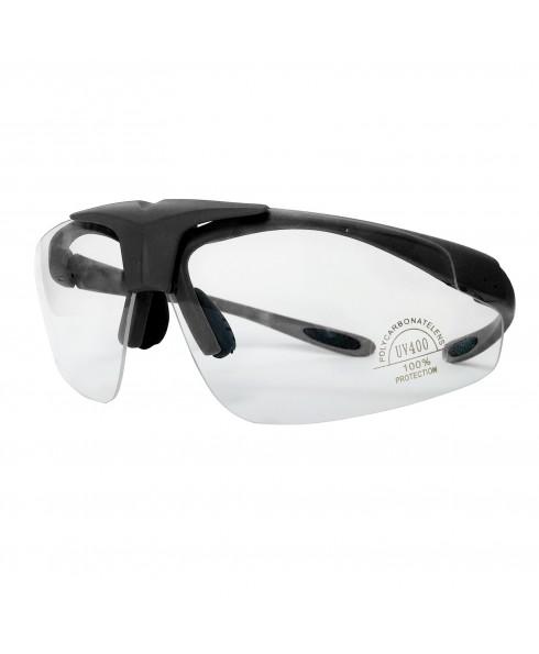 Occhiali di Protezione per Softair da Tiro Sportivi Royal Tattici Neri Militari