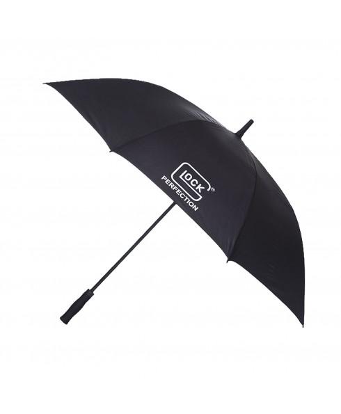 Ombrello Uomo Lungo Golf 9mm Nero con Apertura Automatica UMBRELLA GLOCK