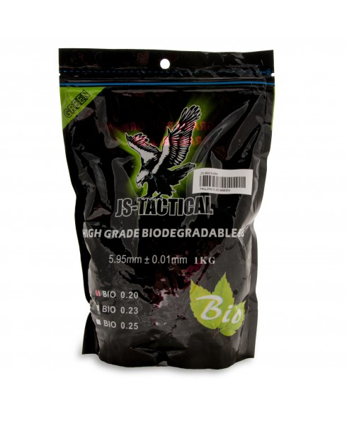 Pallini SoftAir 6mm Biodegradabili JS-Tactical Busta 1 kg