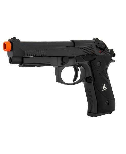 Pistola Beretta 92FS a GAS CO2 HCA 192B HG-912 Scarrellante FULL METAL Softair