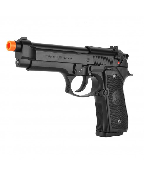 Pistola Beretta 92FS UMAREX a Gas CO2 in ABS per Softair 6 mm