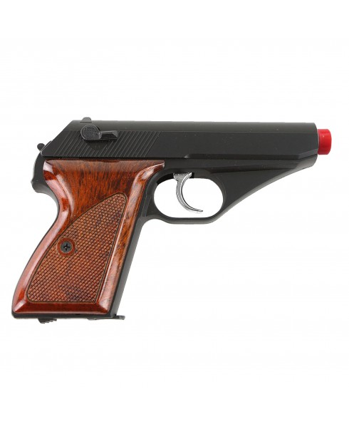 Pistola Mauser Nera a Green Gas CO2 in Abs HG 106S per Softair Walther Keymore