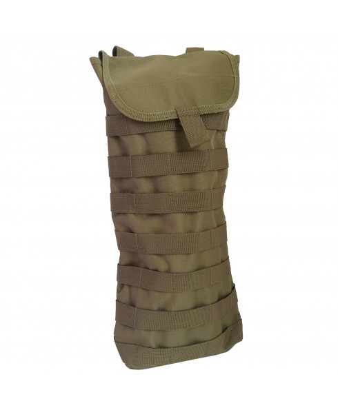 Sacca Porta CamelBak per Vescica Idratazione Softair Sistema MOLLE TAN Sabbia