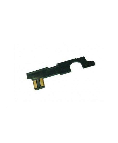 Selector Plate Selettore Interno Parti Gearbox M4 Con Sicura Elettrica RH104