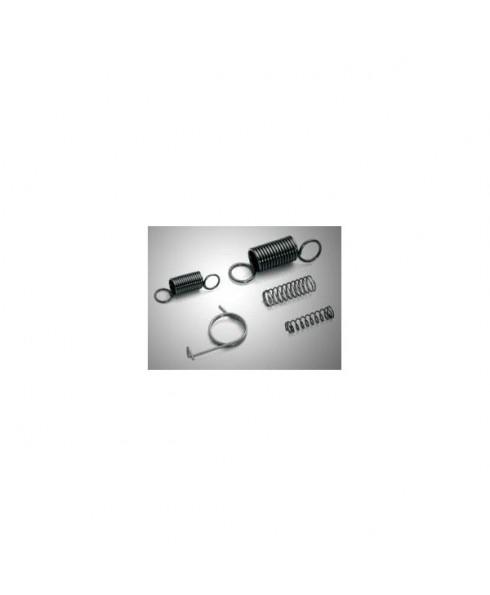 Set 6 Molle in Acciaio Rinforzato per Gearbox Tipo M4 M16 Softair Alta Qualit