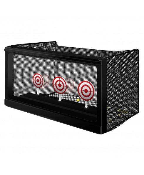 Bersaglio Soft Air Automatico con Rete Accessori Softair Target Raccogli Pallini