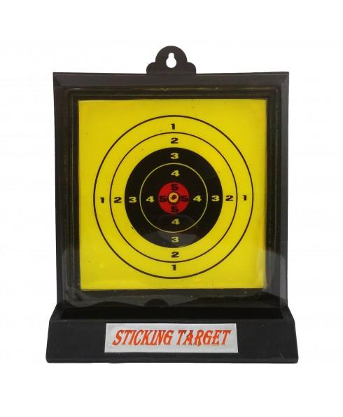 Bersaglio Target Tiro a segno per Softair Frecce Freccette in Gelatina Quadrato