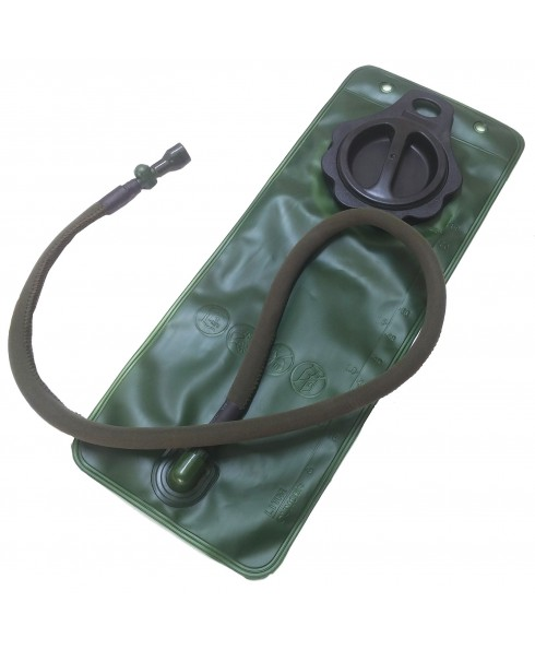 Vescica Idratazione Sacca Liquidi 2,5 Litri Borraccia Militare Softair CamelBak