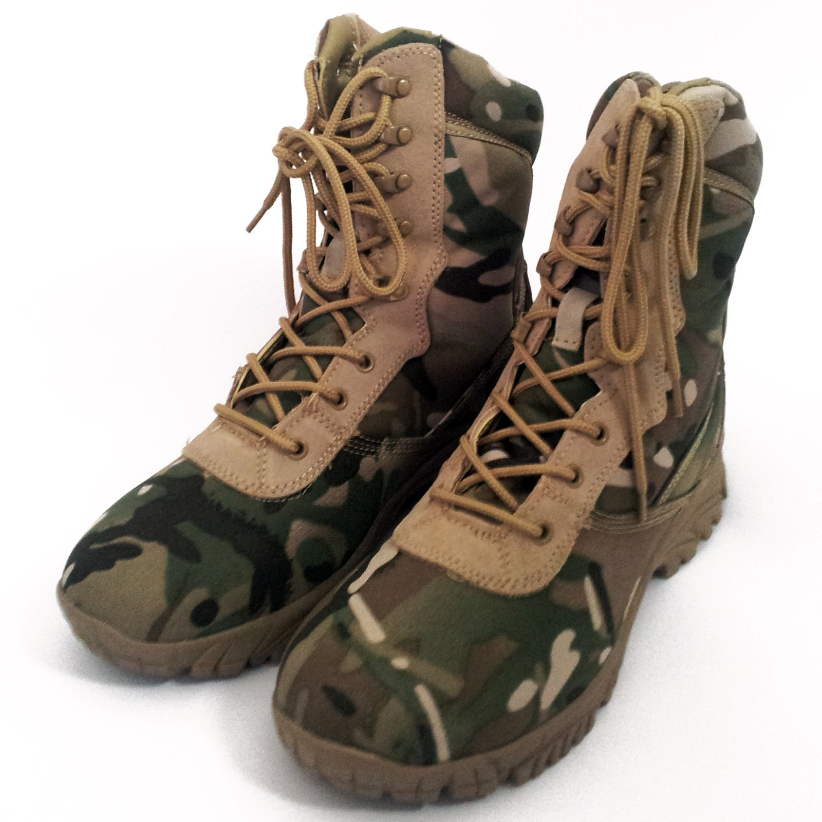 Anfibi Militari Multicam Royal