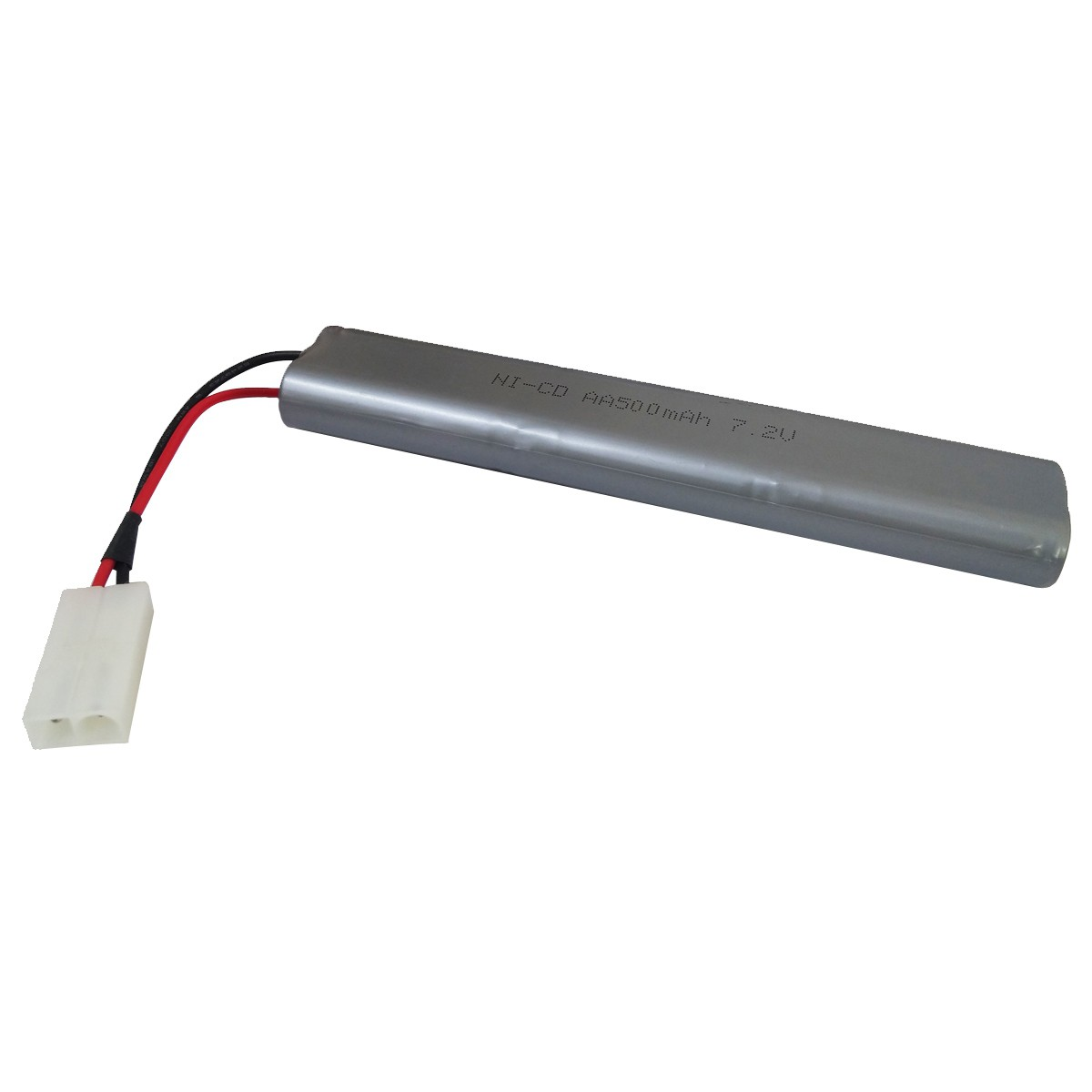 Batteria Ni-Cd 7.2V 500 mAh per Softair Double Eagle M83A2 M83B2 M85