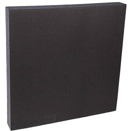 Bersaglio Battifreccia Sintetico Booster 60x60x7 cm