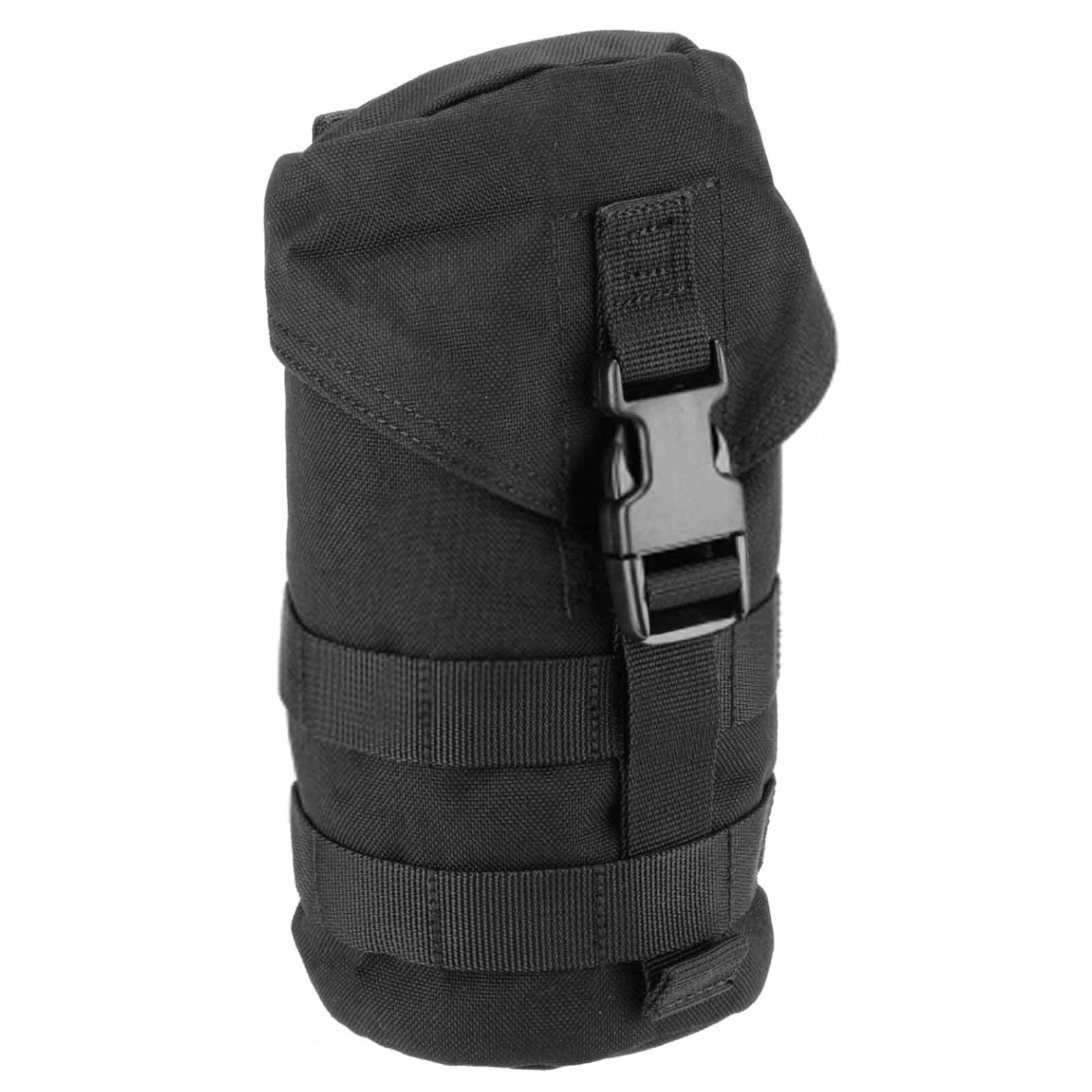 Tasca Porta Borraccia Utility Softair in Cordura Caricatori Esausti Nera 5.11