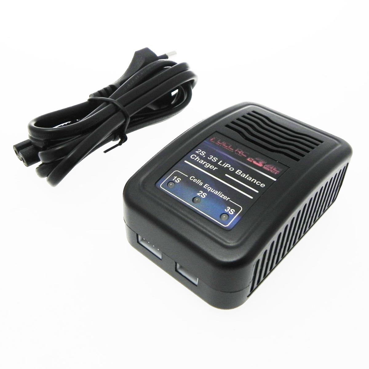 Caricabatterie per Batterie Lipo 7.4V 11.1V Bilanciatore Fuel Rc
