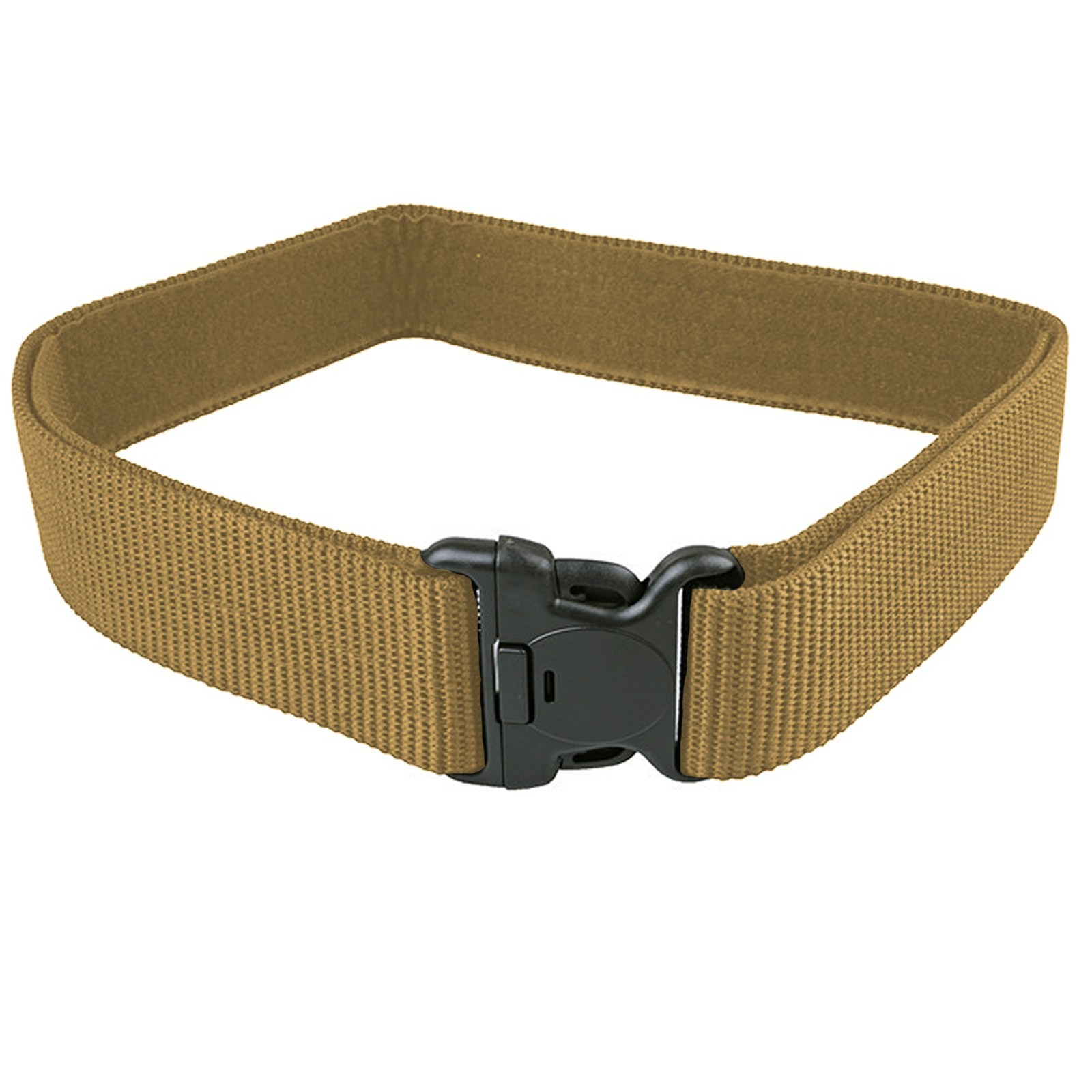 Cinturone Militare in Cordura Tan