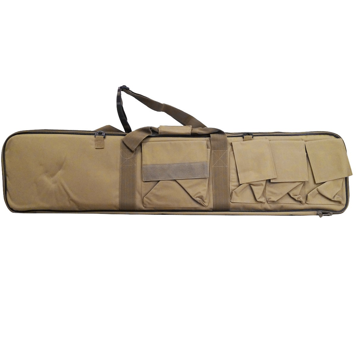 Custodia Fucile 107 cm Morbida Tan Valigetta Borsa per Softair