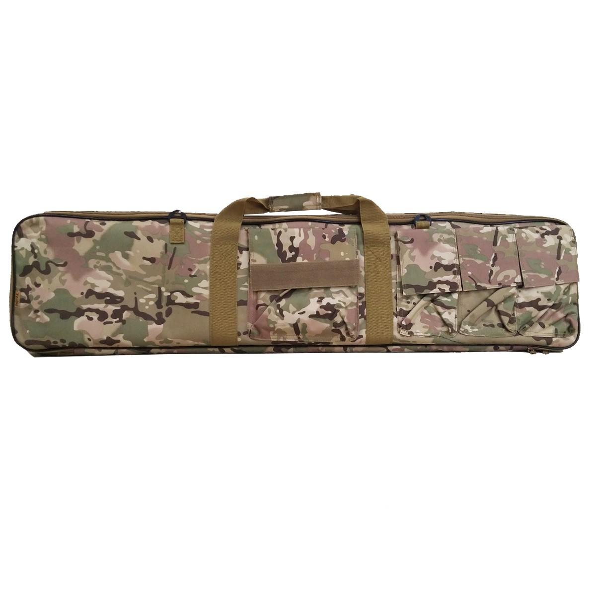 Custodia Fucile 107 cm Morbida Multicam Valigetta Borsa per Softair