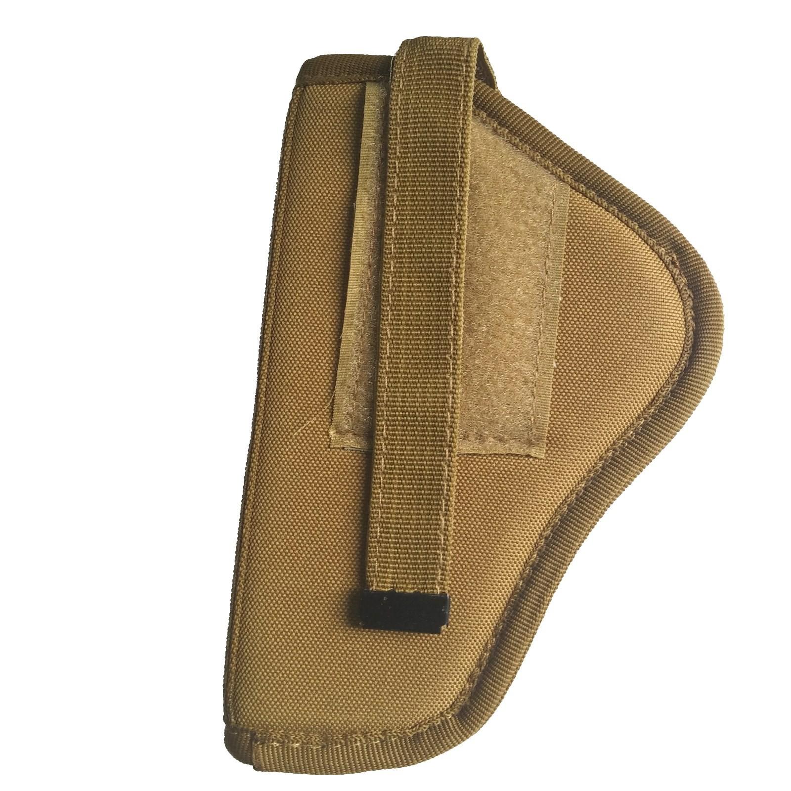 Fondina in cordura per Cintura TAN Militare per Softair Universale