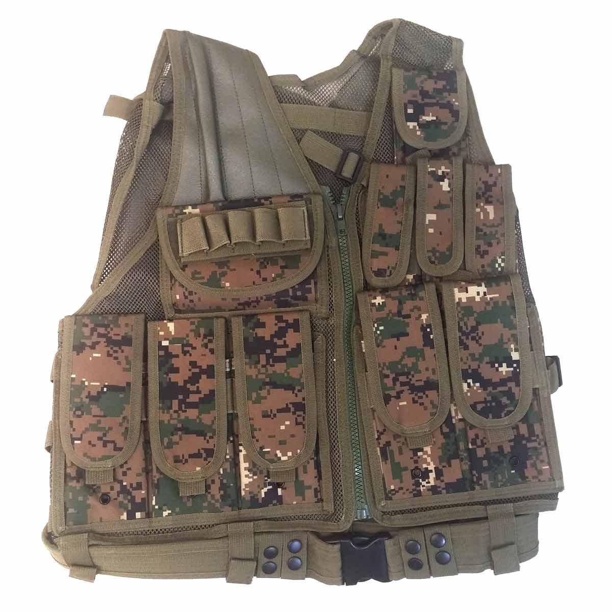 Gilet Tattico per Softair TAC V1 Vest Marpat in Cordura