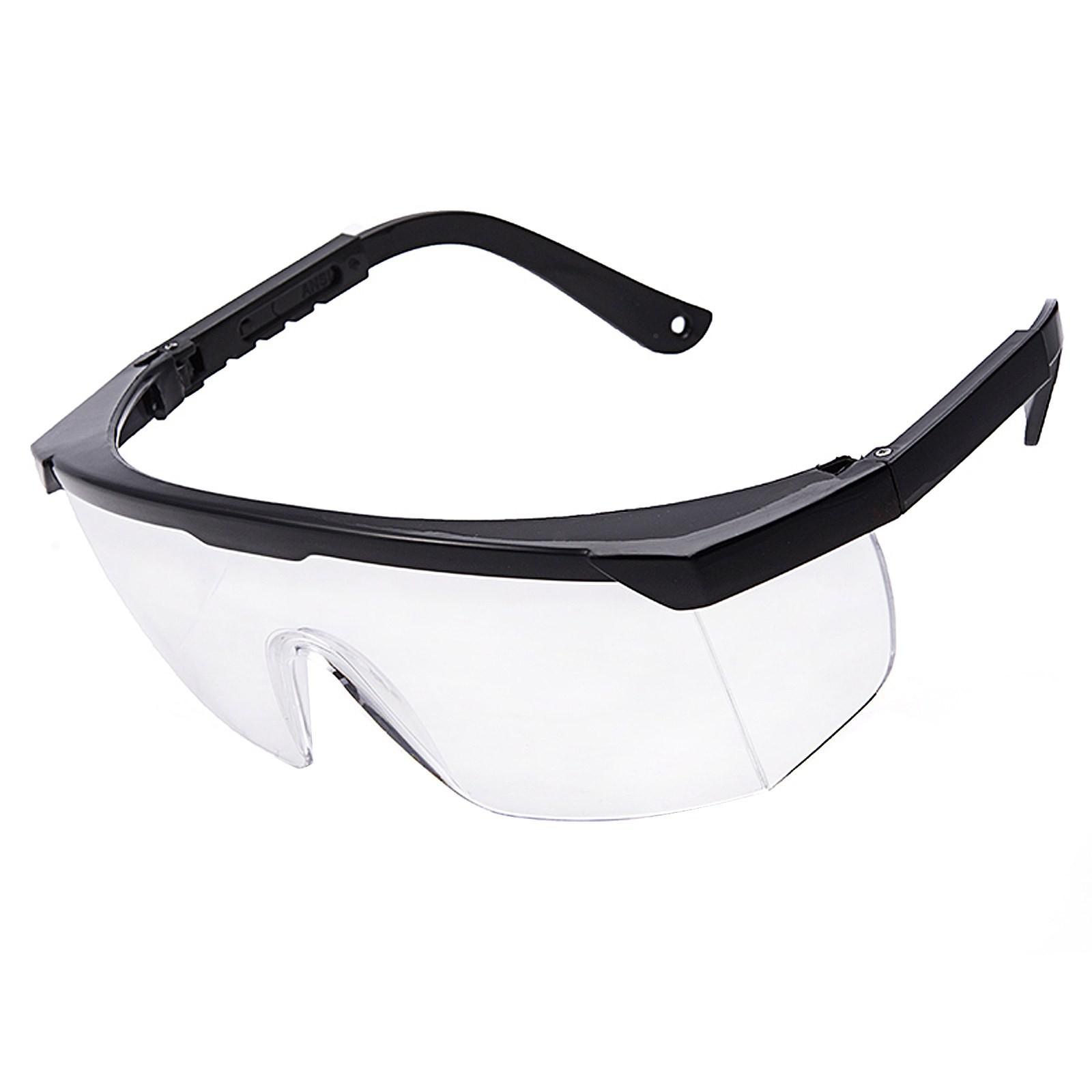 Occhiali di Protezione Tattici Protettivi Lenti Royal per SoftAir da Tiro