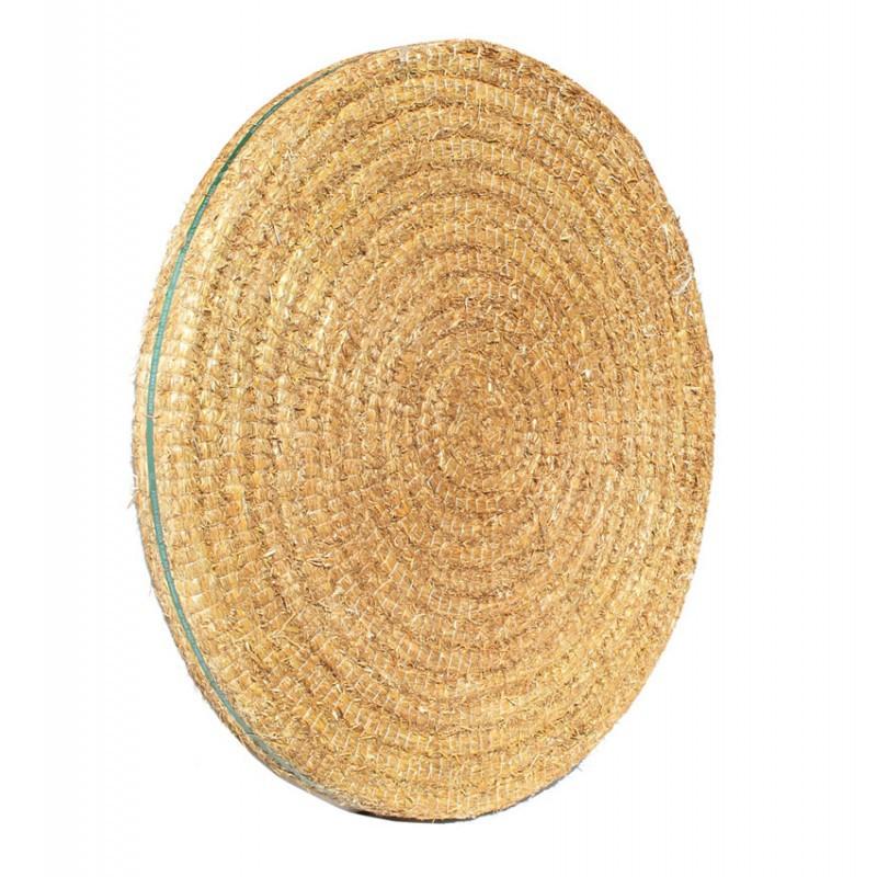 Battifreccia Bersaglio in Paglia per Tiro con Arco Paglione 90 cm