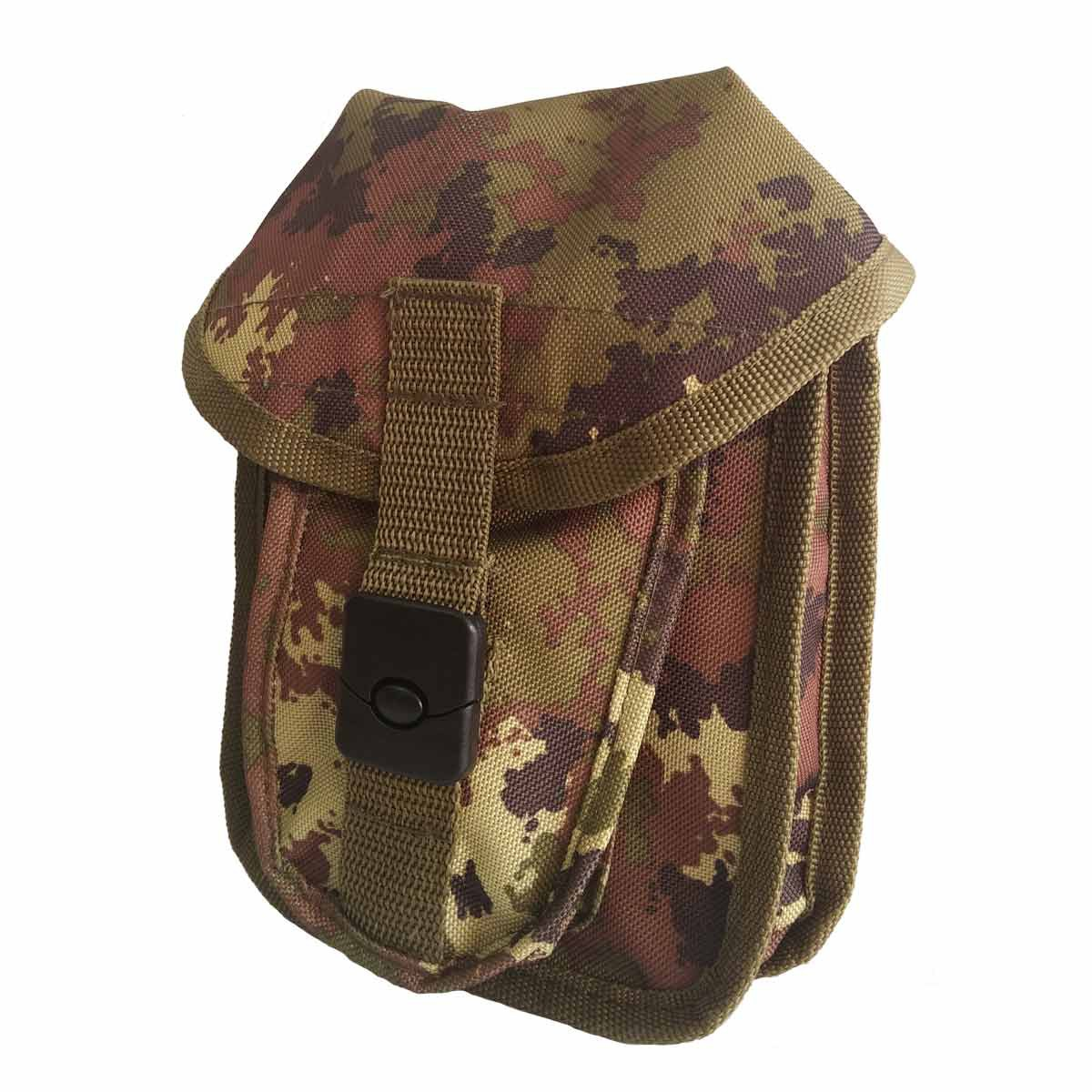 Tasca Utility Softair Porta oggetti in cordura Vegetato Italiano