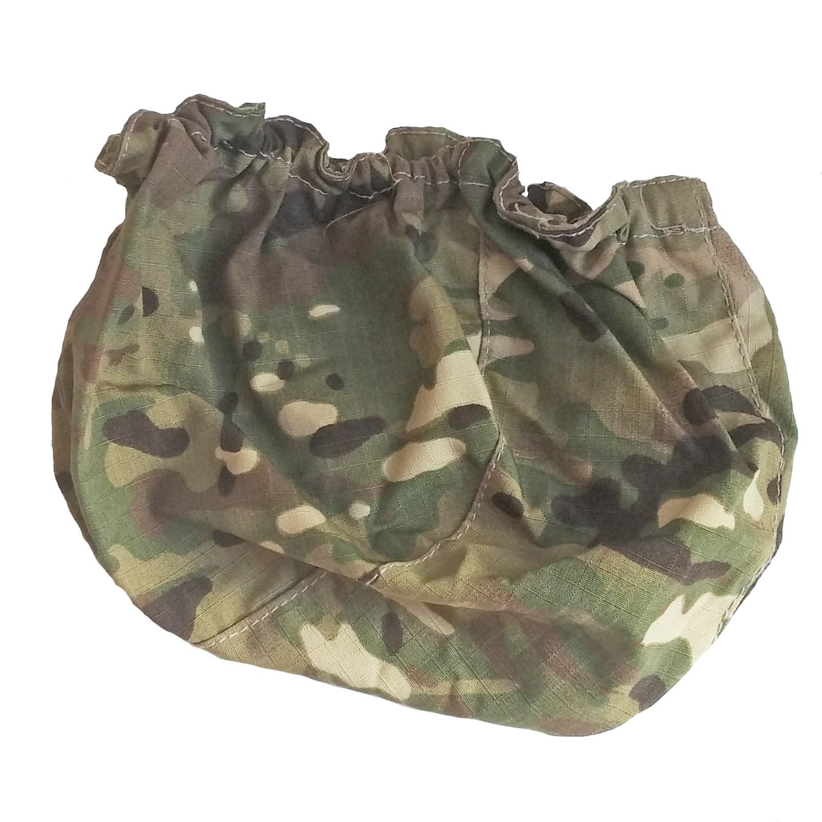 Telino Copri Elmetto Calotta Casco MULTICAM per Softair Militare